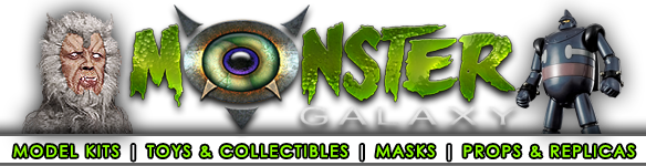 Monster Galaxy Monster Toys and Collectibles